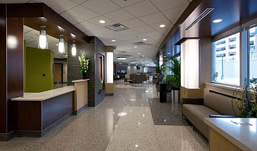 United Hospital/Children's Hospital Expansion Project
