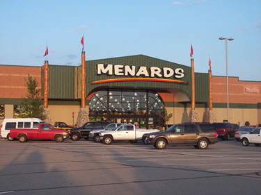 menards home improvement