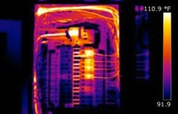 Thermal imaging.